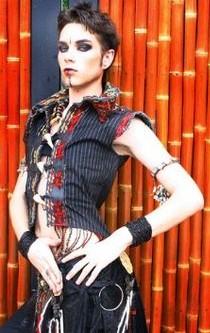 Steven Eggers belly dancer boy