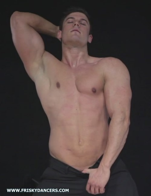hot male stripper video