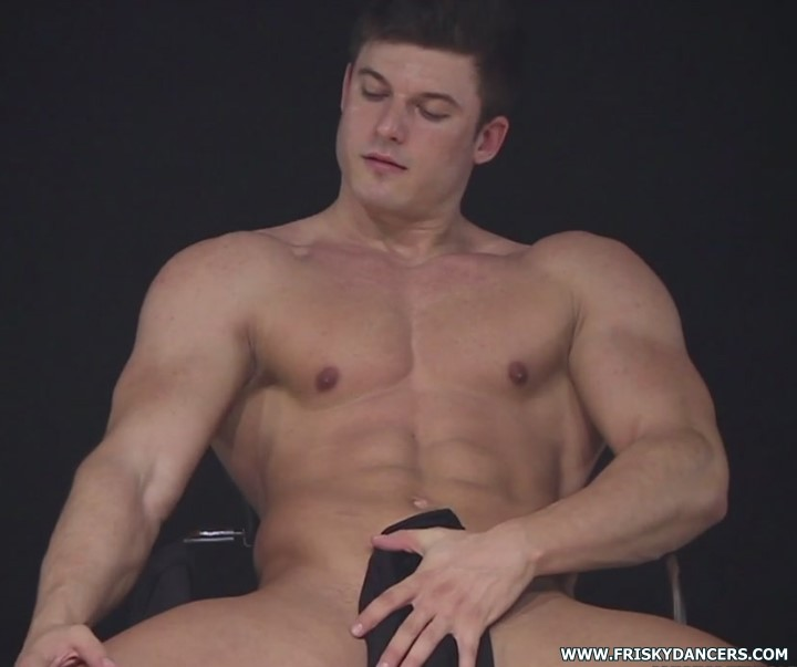 stunning naked male stripper