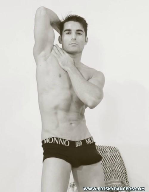 muscle male stripper hot dance