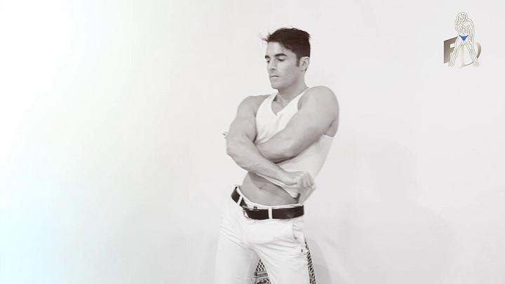 spain male stripper