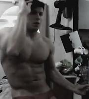 russian male stripper