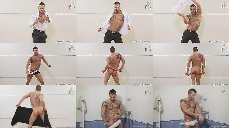 male stripper video screenshots