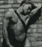 history of male striptease