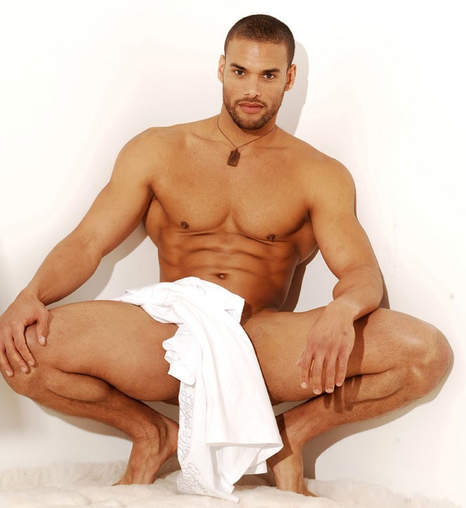 Marcus Patrick from Playgirl magazine