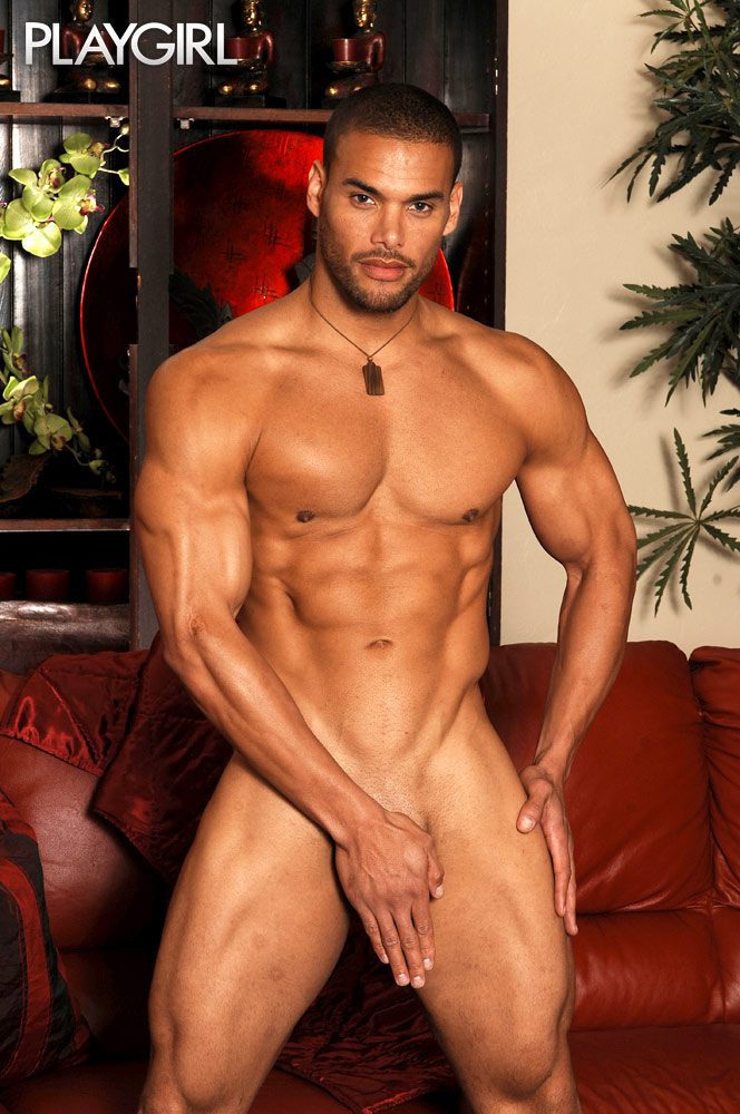 Marcus Patrick nude