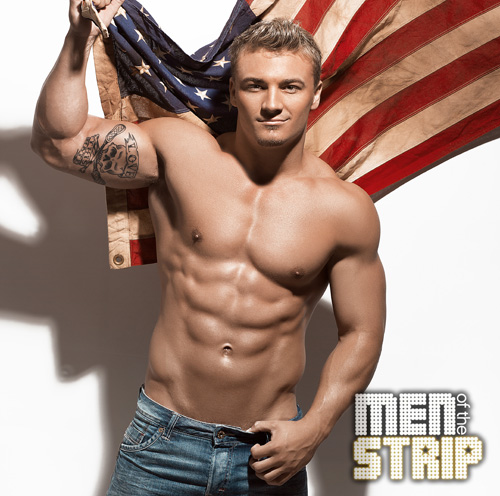 chris american muscle man