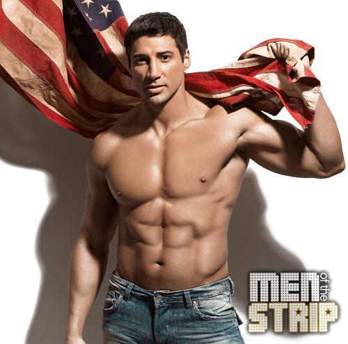 garo muscle male dancer