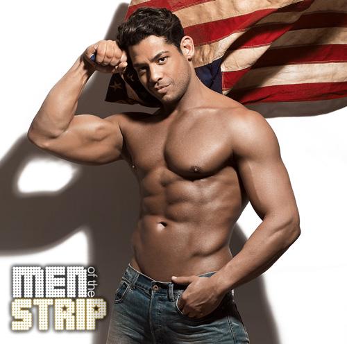 joel dominican muscle man