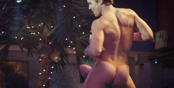 matt bomer nude magic mike striptease ken doll