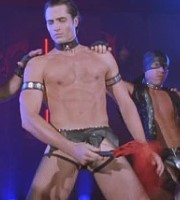 Victor Webster male stripper