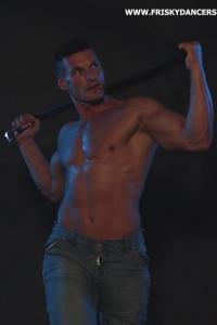 Male erotic dance