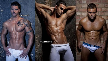 The Dreamboys – British male strippers