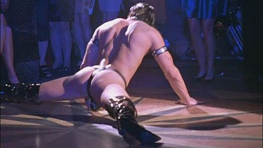 Victor Webster as Chippendales male stripper